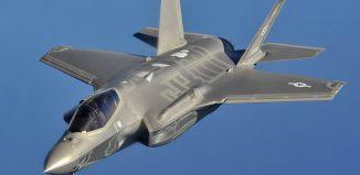 F-35 simulation