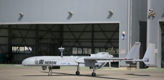 HERON MK II UAV
