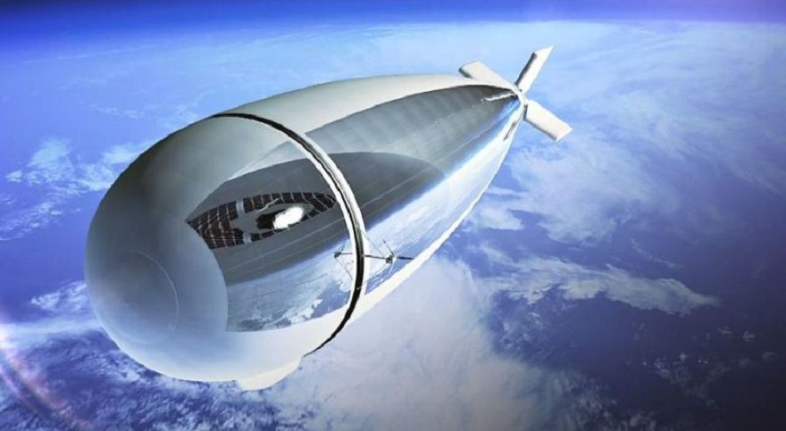 airship for ISR missions
