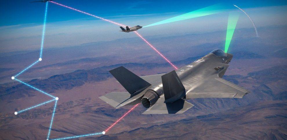 F-35 airborne sensing