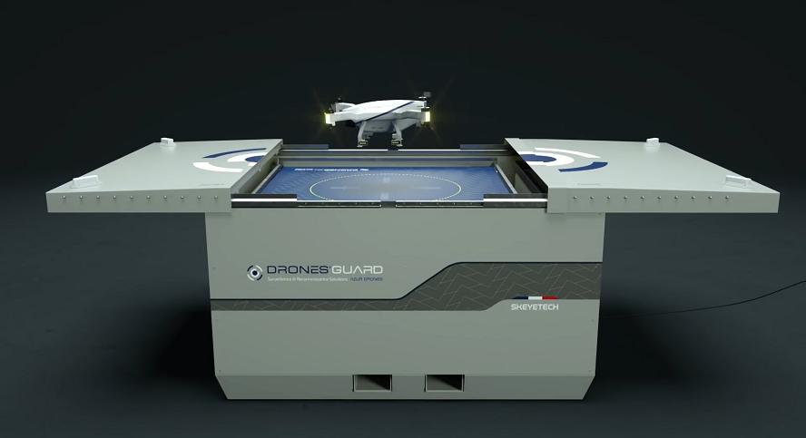 skeytech autonomous drone