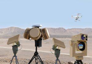 Rafael's laser drone dome
