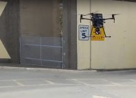 urban warfare drone