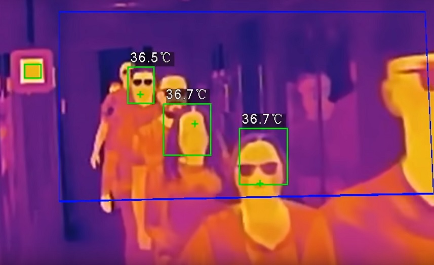 Thermal Imaging Solution Could Help Screen Coronavirus – iHLS