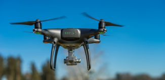 autonomous drone fleet management