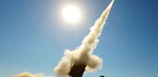 Photo Iron Dome by Rafael spokesperson 1