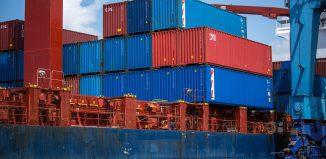 port container vessel