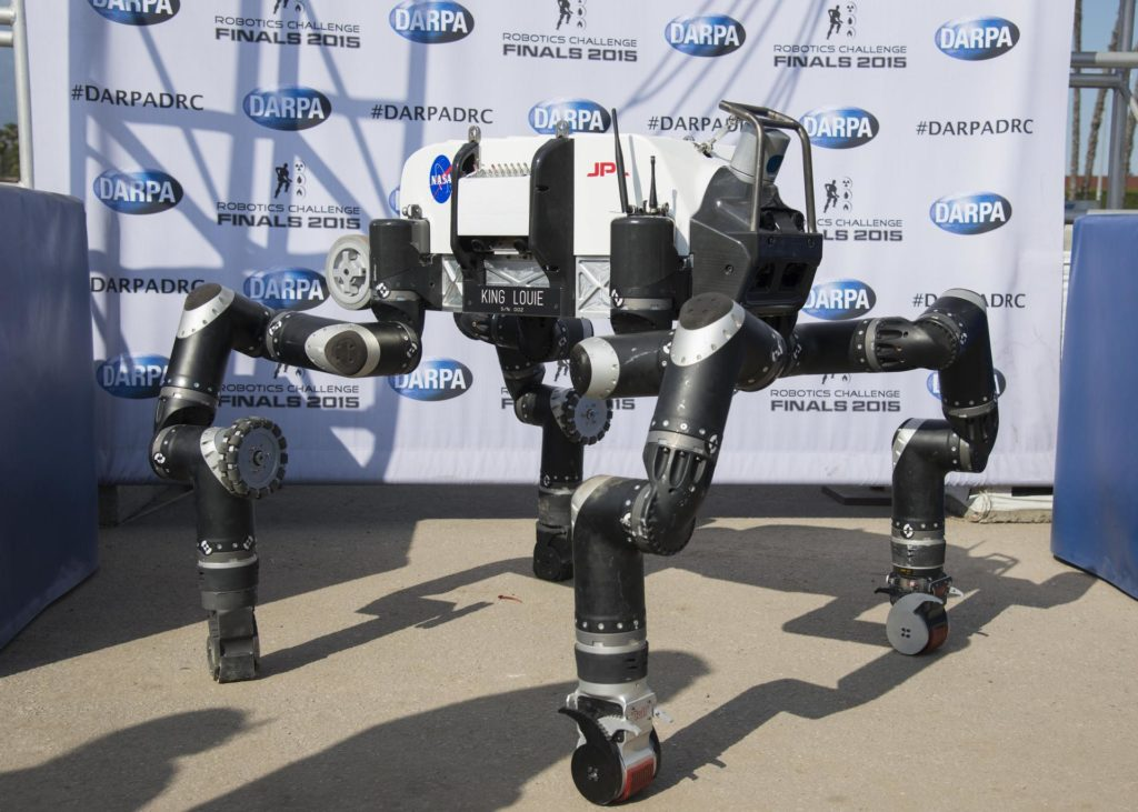 Dramatic Increase in US Army Investment in Robotics - Image