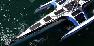 unmanned vessel